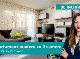 Apartament modern cu două camere. Calea Romanilor.