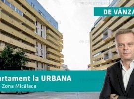 Apartament finisat modern în Micalaca la Urbana