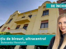 Spațiu de birouri,  Bulevardul Revoluției
