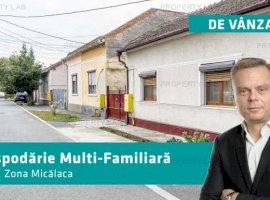 Gospodărie multifamiliară în Micalaca,  Pret REDUS!