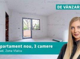 Apartament nou, 3 camere
