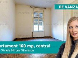 Apartament spațios, strada Mircea Stănescu