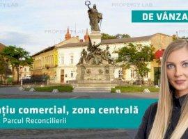 Spațiu comercial, Parcul Reconcilierii