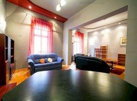 Apartament cu 3 camere ULTRACENTRAL etajul 1