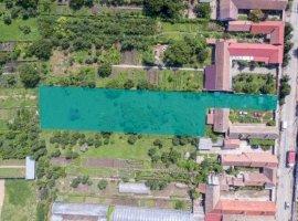 Teren 2254 mp în Aradul Nou
