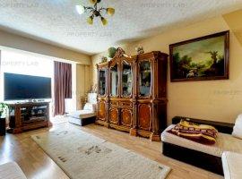 Apartament cu 3 camere în Podgoria.