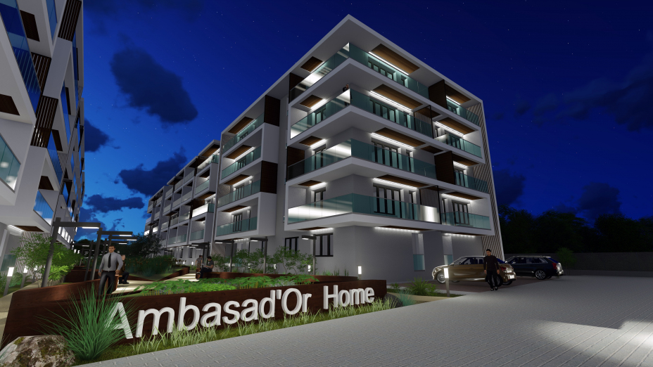 Ambasad'Or Home