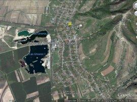 Vanzare  terenuri constructii  4000 mp Arad, Ghioroc  - 55000 EURO