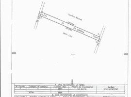 Vanzare  terenuri constructii  2500 mp Ilfov, Balaceanca  - 15000 EURO