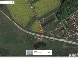 Vanzare  terenuri constructii  4000 mp Ilfov, Ordoreanu  - 36000 EURO