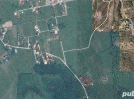 Vanzare  terenuri constructii  526 mp Iasi, Visan  - 14000 EURO