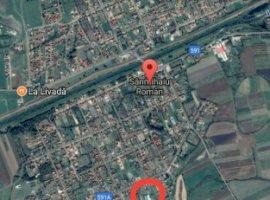 Vanzare  terenuri constructii  1440 mp Timis, Sanmihaiu Roman  - 0 EURO