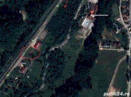 Vanzare  terenuri constructii  2000 mp Brasov, Timisu de Jos  - 138000 EURO