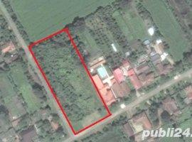Vanzare  terenuri constructii  4300 mp Timis, Sacosu Turcesc  - 21500 EURO