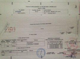 Vanzare  terenuri constructii Bucuresti, Antiaeriana  - 50000 EURO
