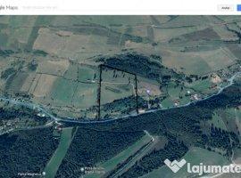 Vanzare  terenuri constructii  40 ha Mures, Magherus  - 0 EURO