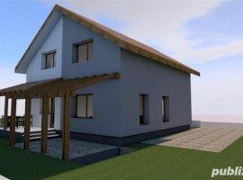 Vanzare  casa  3 camere Timis, Giarmata-Vii  - 125000 EURO