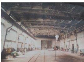Vanzare  spatii industrial Mures, Faragau  - 800 EURO