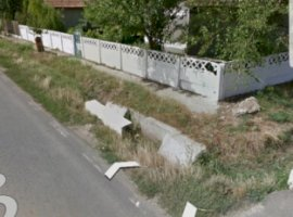 Vanzare  terenuri constructii  2100 mp Constanta, Ciocarlia de Sus  - 30500 EURO