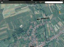 Vanzare  terenuri constructii Mures, Valenii de Mures  - 4500 EURO