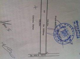 Vanzare  terenuri agricol Ilfov, Balaceanca  - 5000 EURO