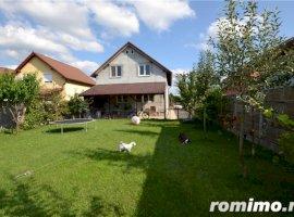 Vanzare  casa  5 camere Timis, Sanmihaiu Roman  - 120000 EURO