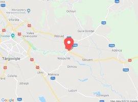 Vanzare  terenuri constructii  1060 mp Dambovita, Razvad  - 10900 EURO