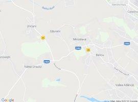 Vanzare  terenuri constructii  530 mp Iasi, Valea Ursului  - 15000 EURO