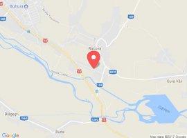 Vanzare  terenuri constructii  2900 mp Bacau, Racova  - 2 EURO
