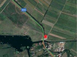 Vanzare  terenuri constructii  1900 mp Ilfov, Gruiu  - 0 EURO