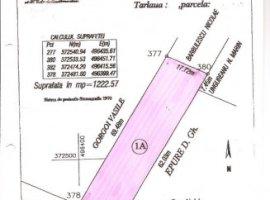 Vanzare  terenuri constructii  1222 mp Arges, Stefanestii Noi  - 15886 EURO