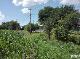 Vanzare  terenuri constructii  800 mp Dambovita, Corbii Mari  - 14800 EURO