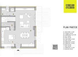 Vanzare  casa  4 camere Cluj, Popesti  - 89900 EURO