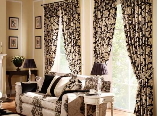 Alegerea perdelelor si draperiilor potrivite pentru casa ta