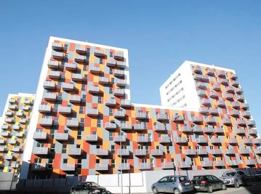 Spaniolii construiesc 300 de apartamente in Titan
