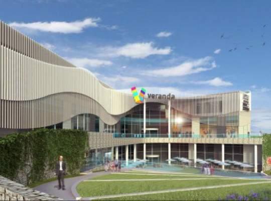 SIF Moldova a investit 65 milioane lei în complexul comercial Veranda Mall