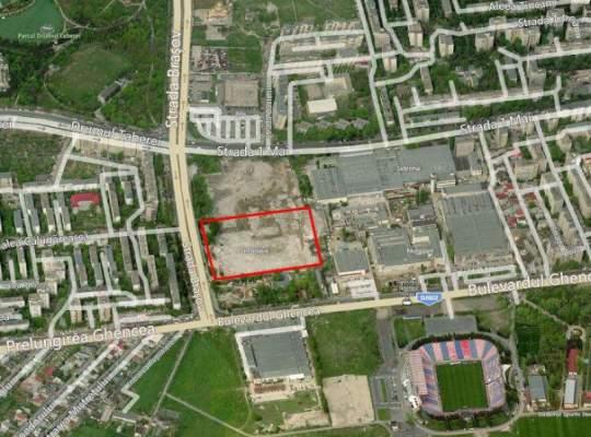 SUTE de locuinţe si un spital se vor construi pe fosta fabrică Tricodava