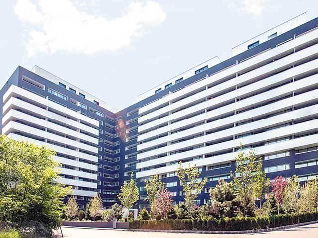 Dezvoltarea noilor centre de birouri atrage investiţii în proiecte rezidenţiale