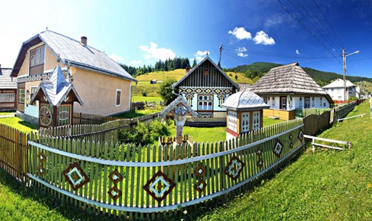 Sate de poveste din Romania ! Ai auzit de ele ?