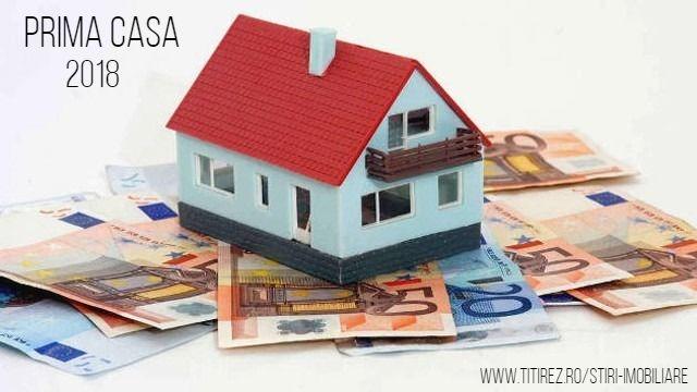 Prima Casa 2018- Cerere mai mare, fonduri mai mici