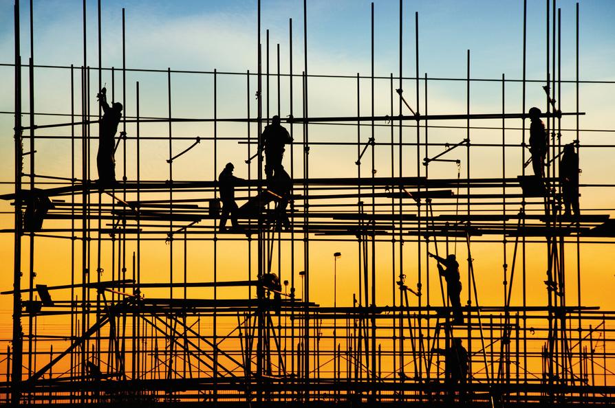 Autorizaţiile de construire eliberate in noiembrie 2017 pentru clădiri rezidenţiale in crestere cu 26,6% faţă de luna noiembrie 2016