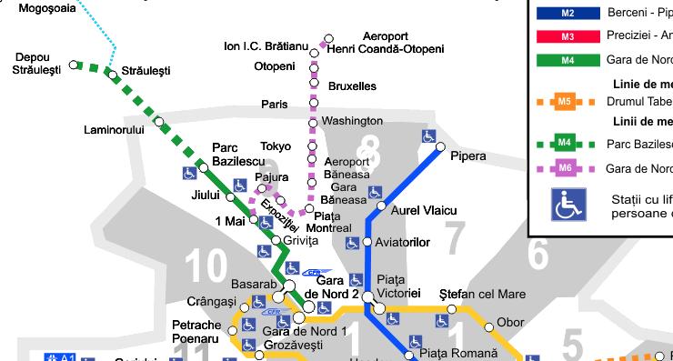 Cand vom avea in sfarsit linie de metrou catre Aeroportul Otopeni?