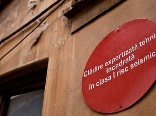 Primaria Capitalei - buget de 10 milioane de euro pentru consolidarea cladirilor cu risc seismic
