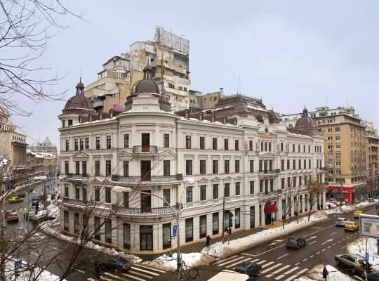 O cladire emblematica din centrul Capitalei isi va recapata gloria de odinioara: Grand Hotel Boulevard