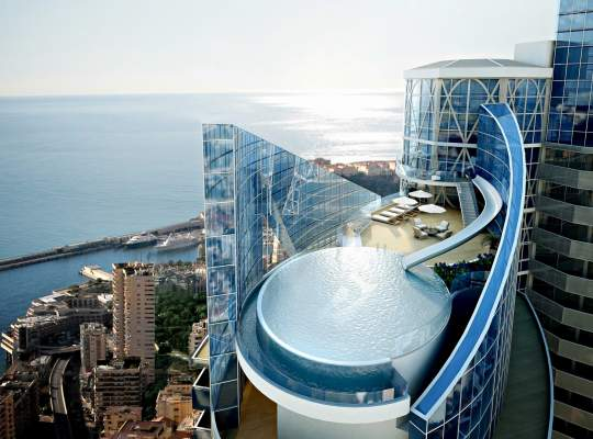 Cum arata cel mai scump penthouse din lume, evaluat la 400 milioane de euro!!