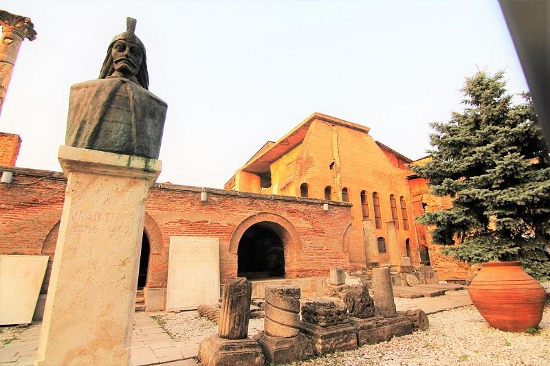 Curtea Veche din Centrul Vechi al Capitalei va intra intr-un amplu proces de restaurare
