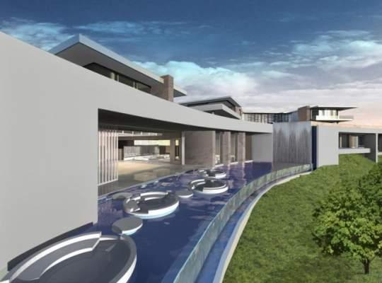 Trebuie sa vezi aceasta vila impresionanta de 500 milioane de  dolari din California!
