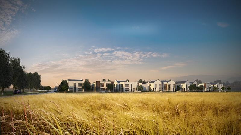 Riverside Residence - un nou stil de viata,  nu doar o casa noua