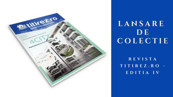 Lansare de colectie: Revista Titirez, editia IV