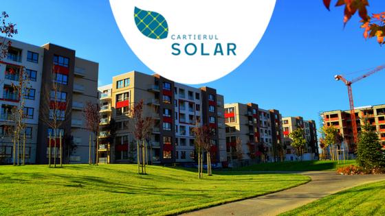 Comunicat de Presa: Cartierul Solar, 553 de apartamente noi pana la finalul anului